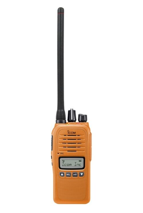 Icom ProHunt Basic 2 jaktpaket Orange