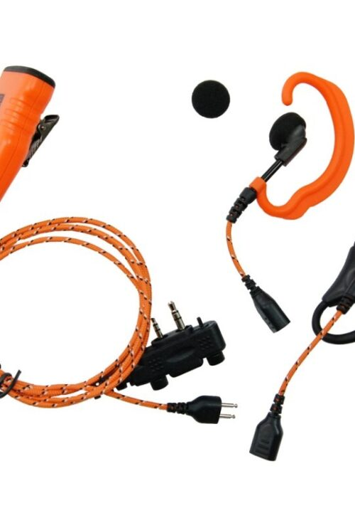 ProEquip PRO-U610LS/LA Orange tygkabel, 3-i-1