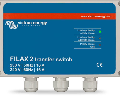 Victron Filax 2 transferswitch
