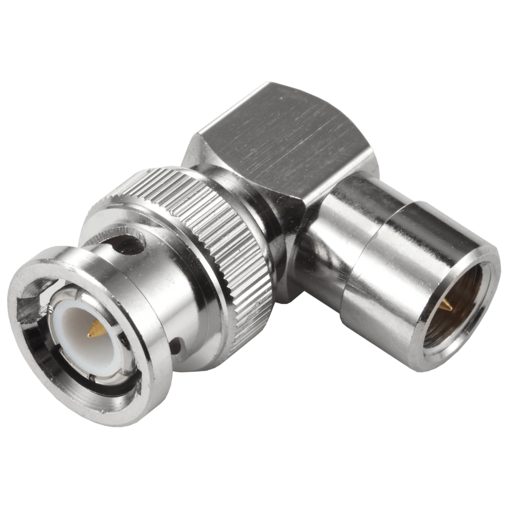 BNC-male-to-FME-male-right-angle-adapter