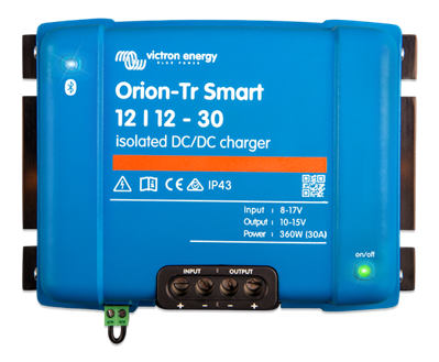 Victron Orion-Tr Smart DC till DC isolerad laddare